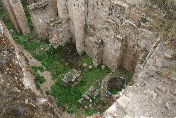 Les coulisses de la bible for Piscine de bethesda